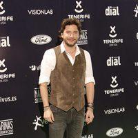 Manuel Carrasco en los Premios Cadena Dial 2015