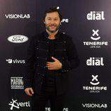 Diego Torres en los Premios Cadena Dial 2015