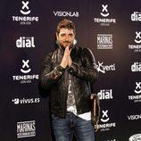Antonio Orozco en los Premios Cadena Dial 2015