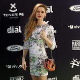 Manuela Vellés en los Premios Cadena Dial 2015