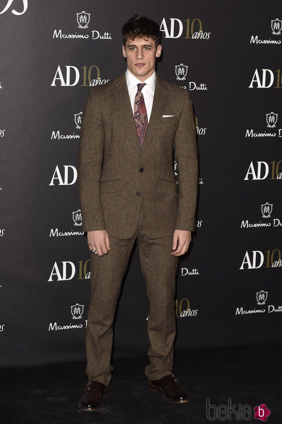 Martín Rivas en los Premios AD 2016