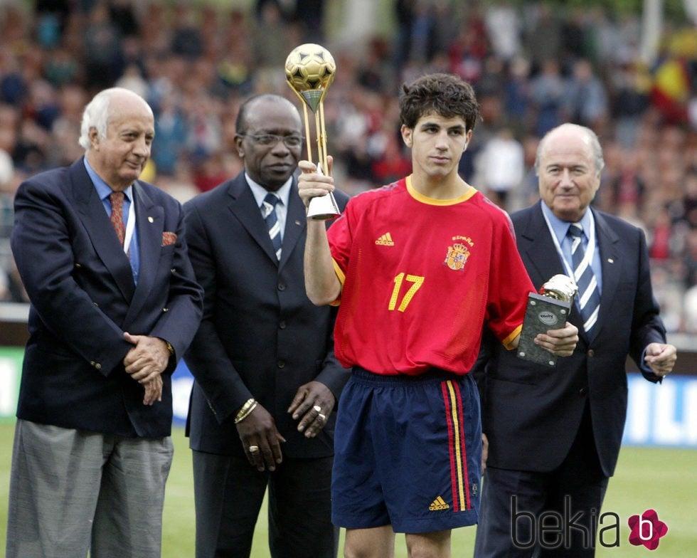 ¿Cuánto mide Cesc Fàbregas? - Real height 88529_cesc-fabregas-copa-plata-mundial-sub-17-2003