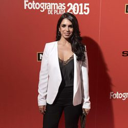 Elena Furiase en la alfombra roja de los Fotogramas de Plata 2015