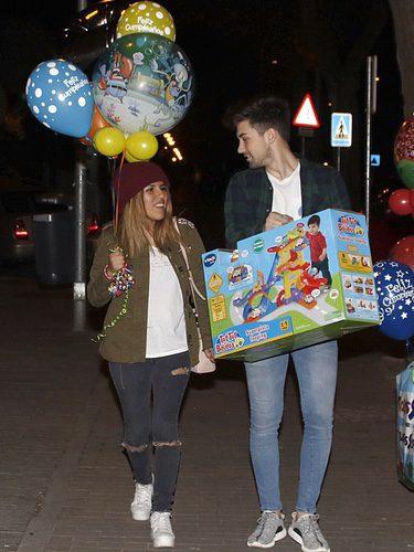 Chabelita Pantoja y Alejandro Albalá celebran el segundo cumpleaños de su hijo Alberto Isla