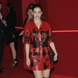 Barbara Palvin en la fiesta L'Oreal Paris Red Obsession