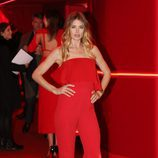 Doutzen Kroes en la fiesta L'Oreal Paris Red Obsession