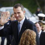 El Rey Felipe en la toma de posesión del presidente de Portugal Marcelo Rebelo de Sousa