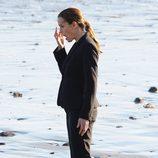 Jennifer Garner llorando en el rodaje de 'The Tribes of Palos Verdes'