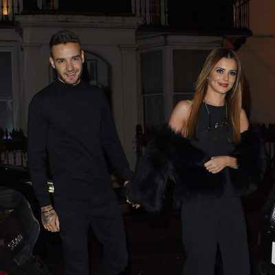 Liam Payne y Cheryl Cole en Londres