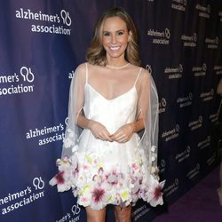 Keltie Knight en una fiesta solidaria de 'The Big Bang Theory'
