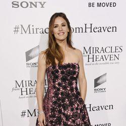 Jennifer Garner en el estreno de 'Miracles from Heaven' en Los Angeles