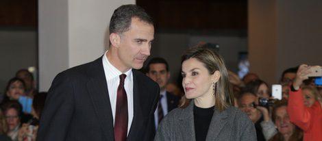 Los Reyes Felipe y Letizia reaparecen tras el escándalo del #CompiYogui