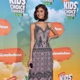 Zendaya en los Nickelodeon Kids' Choice Awards