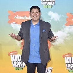 Rico Rodriguez en los Nickelodeon Kids' Choice Awards