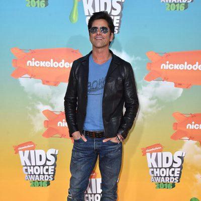 John Stamos en los Nickelodeon Kids' Choice Awards