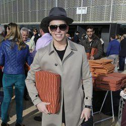 Christopher Mateo en el festejo taurino en Illescas en Toledo