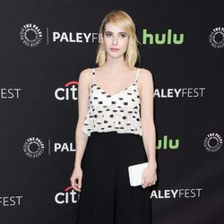 Emma Roberts en el PaleyFest 2016 celebrado en Los Angeles