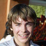 Zac Efron cuando era niño