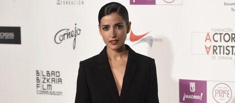 Inma Cuesta en los Premios Unión de Actores 2016