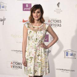 Natalia de Molina en los Premios Unión de Actores 2016