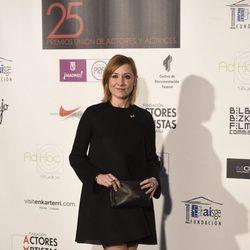 Nathalie Poza en los Premios Unión de Actores 2016
