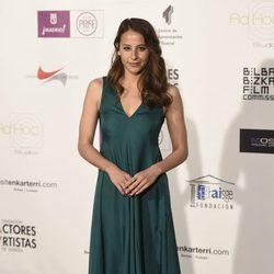 Irene Escolar en los Premios Unión de Actores 2016