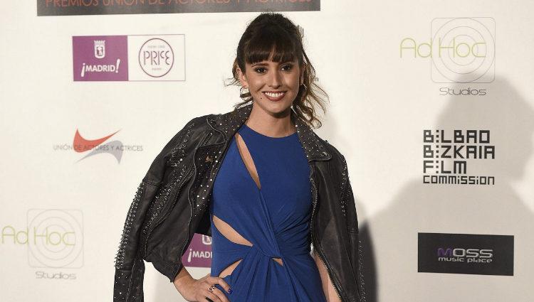 Marina San José en los Premios Unión de Actores 2016