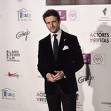 Diego Martín en los Premios Unión de Actores 2016