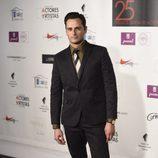 Asier Etxeandia en los Premios Unión de Actores 2016