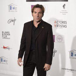 Antonio de la Torre en los Premios Unión de Actores 2016