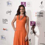 Malena Alterio en los Premios Unión de Actores 2016