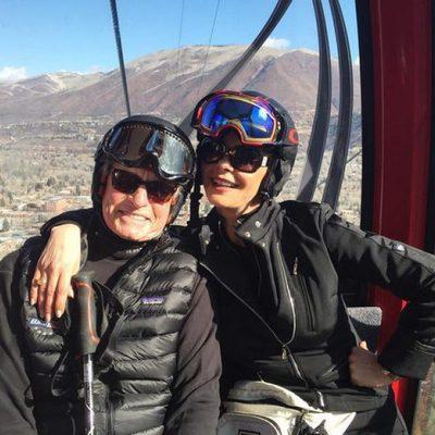 Michael Douglas y Catherine Zeta-Jones de vacaciones en Aspen