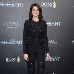 Shailene Woodley en el estreno 'La serie Divergente: Leal'
