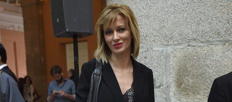 Susanna Griso en la presentación del libro 'Preso pero libre' en Madrid