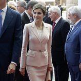 La Reina Letizia llega a Puerto Rico para la Inauguración del VII Congreso Internacional de la Lengua Española