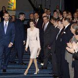 Los Reyes Felipe y Letizia en la Inauguración del VII Congreso Internacional de la Lengua Española en Puerto Rico
