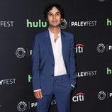 Kunal Nayyar en la promoción de 'The Big Bang Theory' en el Playfest 2016