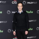 Jim Parsons en la promoción de 'The Big Bang Theory' en el Playfest 2016