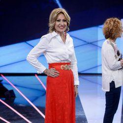 Rosa Benito en la gala de 'Gran Hermano VIP'