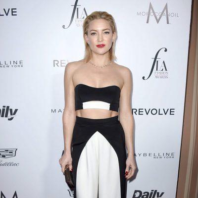 Kate Hudson en los Fashion Awards 2016 en Los Ángeles