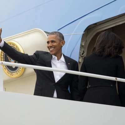 Barack Obama se despide tras su viaje a Cuba