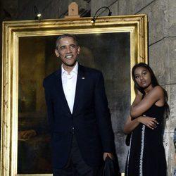 Barack Obama visita el museo de La Habana