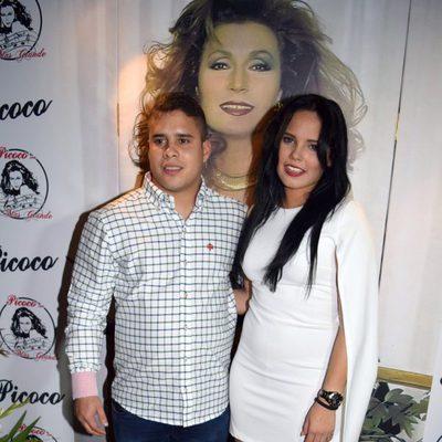 José Fernando y Gloria Camila en la apertura de 'La más grande' en Chipiona