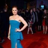 Amy Adams en el estreno de la película 'Batman v Superman: El amanecer de la justicia' en Londres