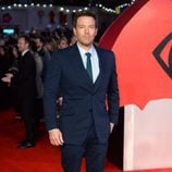 Ben Affleck en el estreno de la película 'Batman v Superman: El amanecer de la justicia' en Londres