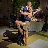 Barack Obama, un experto en tango durante su visita oficial a Argentina