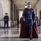 Henry Cavill en una escena de 'Batman vs. Superman'