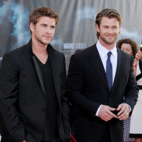 Liam, Chris y Luke Hemsworth: hermanos, actores, guapos y exitosos