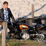 Zac Efron en una escena de 'Baywatch'