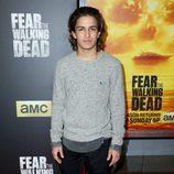 Aramis Knight en el estreno de 'Fear the Walking Dead' en Los Angeles